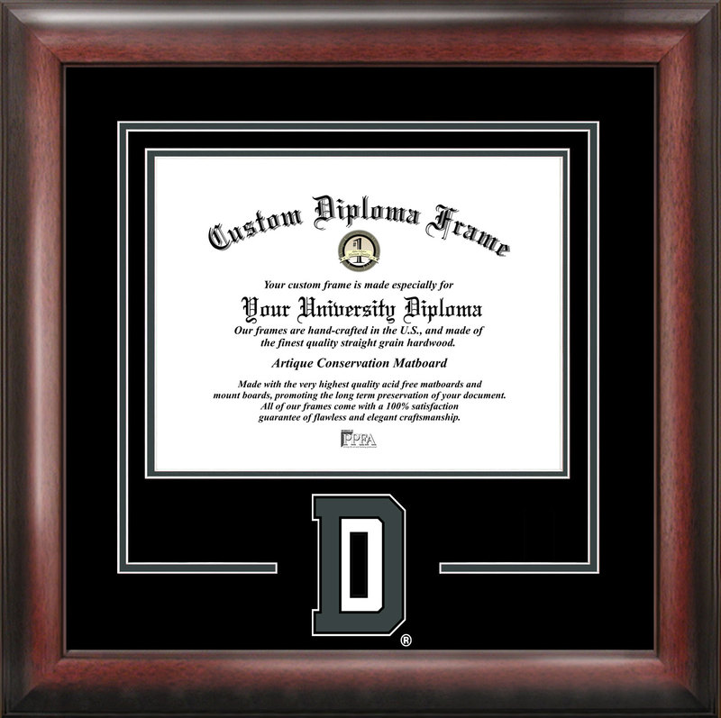 Dartmouth College Spirit Diploma Frame