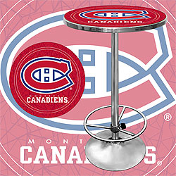 NHL Montreal Canadians Pub Table - NHL2000-MC