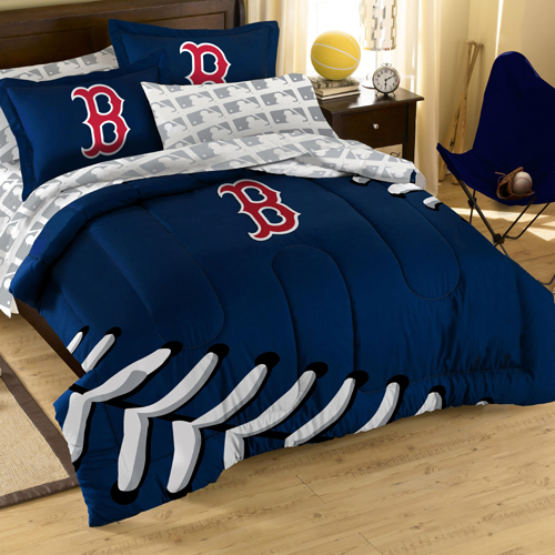 Boston Red Sox MLB Bed In A Bag (Full)