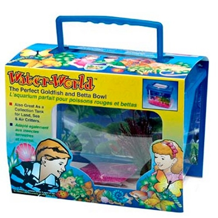 Penn Plax Water World Goldfish Bowl - NWK25