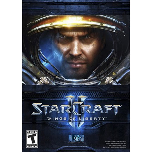 PC - Game - STARCRAFT II - NXPCG-011
