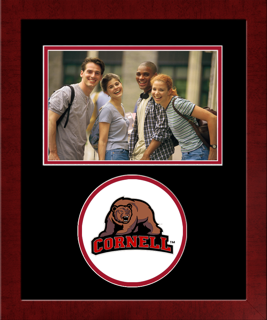 Cornell University Spirit Photo Frame (Horizontal)