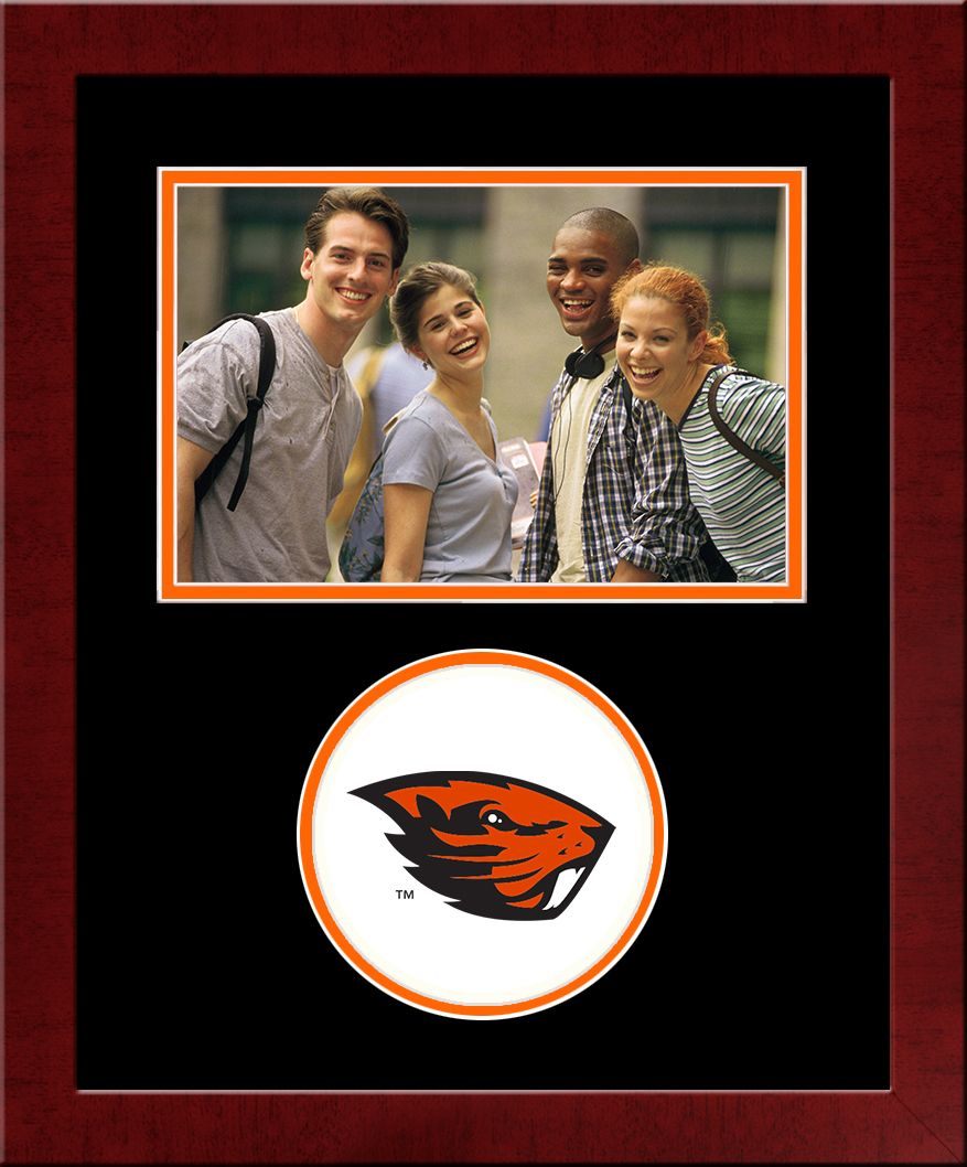 Oregon State University Spirit Photo Frame (Horizontal)