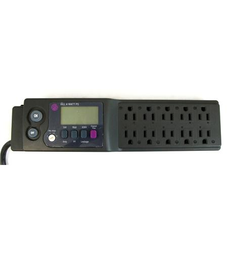 P3 INTERNATIONAL Kill-A-Watt PS-10 Electric Power Strip - P3-P4330