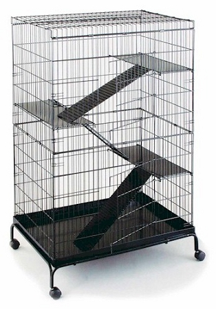 Prevue Hendryx Jumbo Small Animal Cage - PP-475