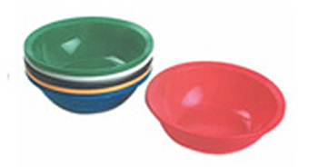 Plastic Painting Bowls Assorted - R-5519