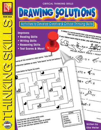 Critical Thinking Skills Drawing Solutions - REM202A