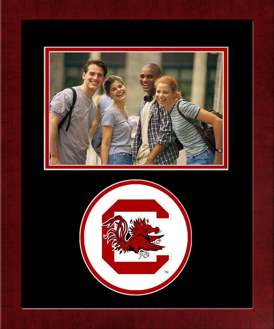 University of South Carolina Spirit Photo Frame (Horizontal)