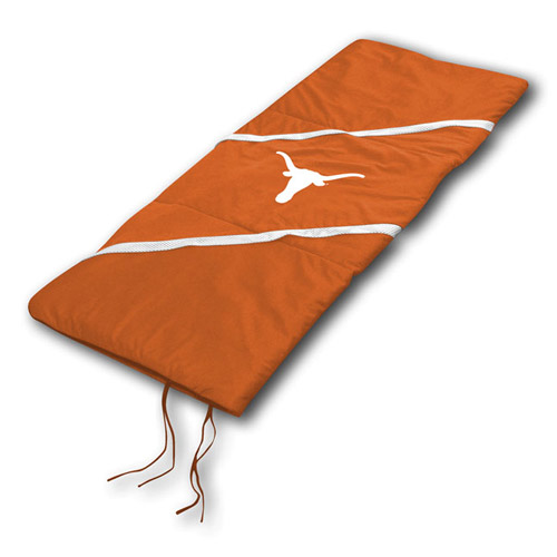 "Texas Longhorns NCAA MVP"" Collection Sleeping Bag (29""x66"")"" - SCB-NCA-TXL-MVP-SB"