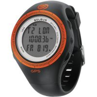 Soleus SG002030 GPS 2.0 Blk/Orange Watch