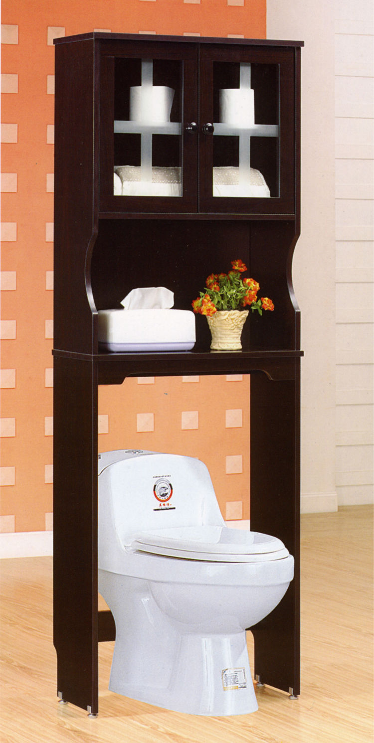 Space Saver Over Toilet Cabinet & Shelf / Storage Organizer