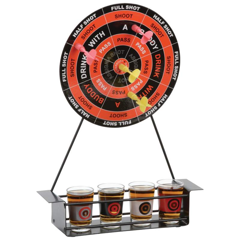 Maxam™ Magnetic Dart Shot Game - SPDART - SPDART