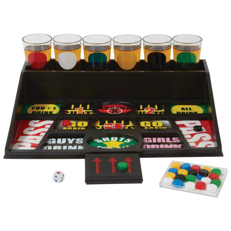Maxam™ 31pc Drinking Game - SPDG31