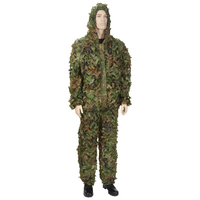 Classic Safari™ 2pc Ghillie Suit - Extra Large - SPGH2XL