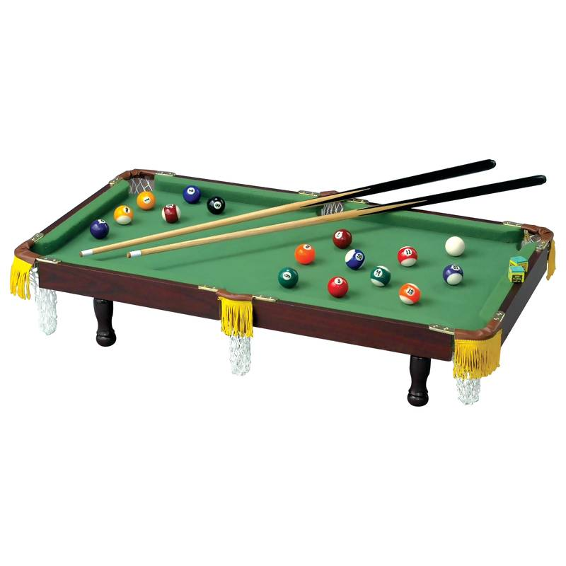 Club Fun™ Tabletop Miniature Pool Table - SPPT