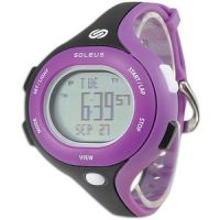 Soleus SR009047 Chicked Black/Purple/White Watch