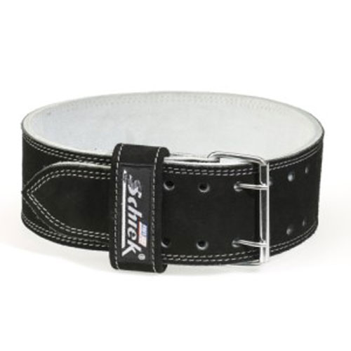 Leather Competition Power Belt 35in-41in Waist (Large)