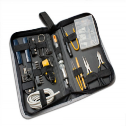 SYBA 65-Piece Computer/Electronic Tool Kit for Most Common Electronics Devices - SY-ACC65031