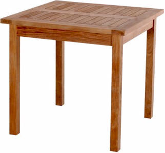 Anderson Teak Bahama 35-inch Square Table