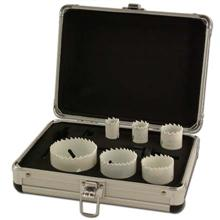 TerMight Series Bi Metal Hole Saw Set with Aluminum Case - TMT8012