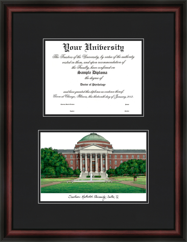 Southern Methodist  University Diplomate