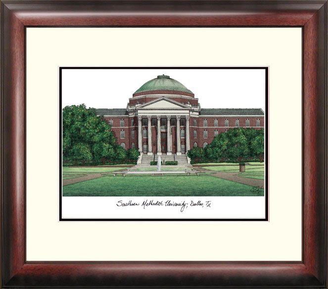 Southern Methodist  University Alumnus
