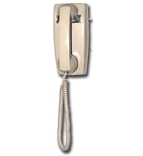 Viking Electronics No Dial Wall Phone - Ash - VK-K-1500P-W-AS