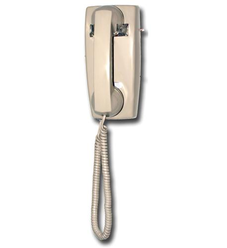 Viking Electronics Viking Hot Line Wall Phone - Ash - VK-K-1900W-2ASH