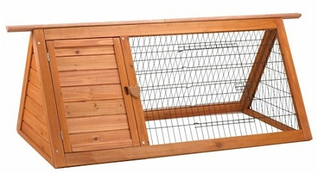 Ware Premium Plus Backyard Small Animal Hutch - W-01533