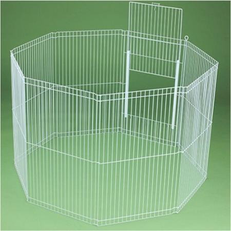 Ware Clean Living Small Animal Playpen - W-02072 - W-02072