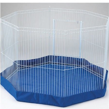 Ware Clean Living Small Animal Playpen Cover - W-02075 - W-02075