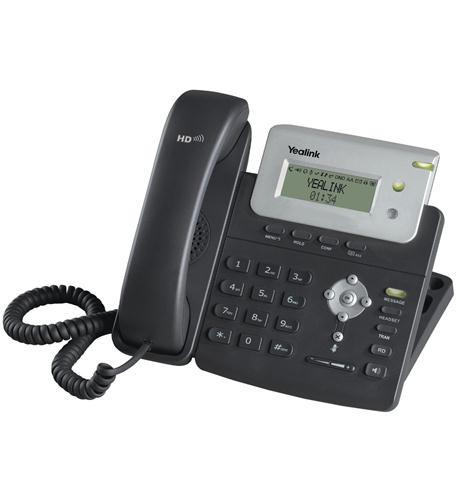 Cortelco Yealink Entry Level IP Phone w/POE - YEA-SIP-T20P - YEA-SIP-T20P