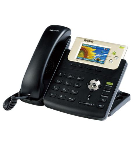 Cortelco Yealink Gigabit Color IP Phone - YEA-SIP-T32G