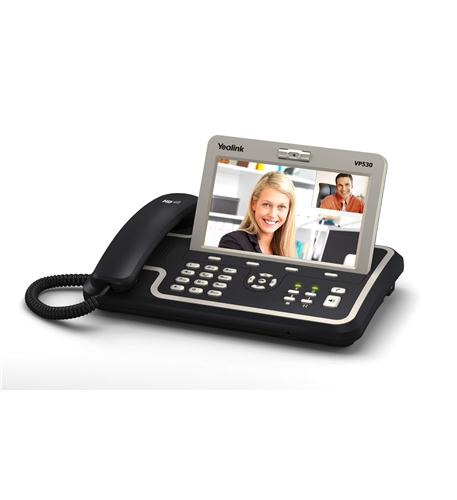 Cortelco Yealink IP Video Phone w/HD Voice - YEA-VP530 - YEA-VP530